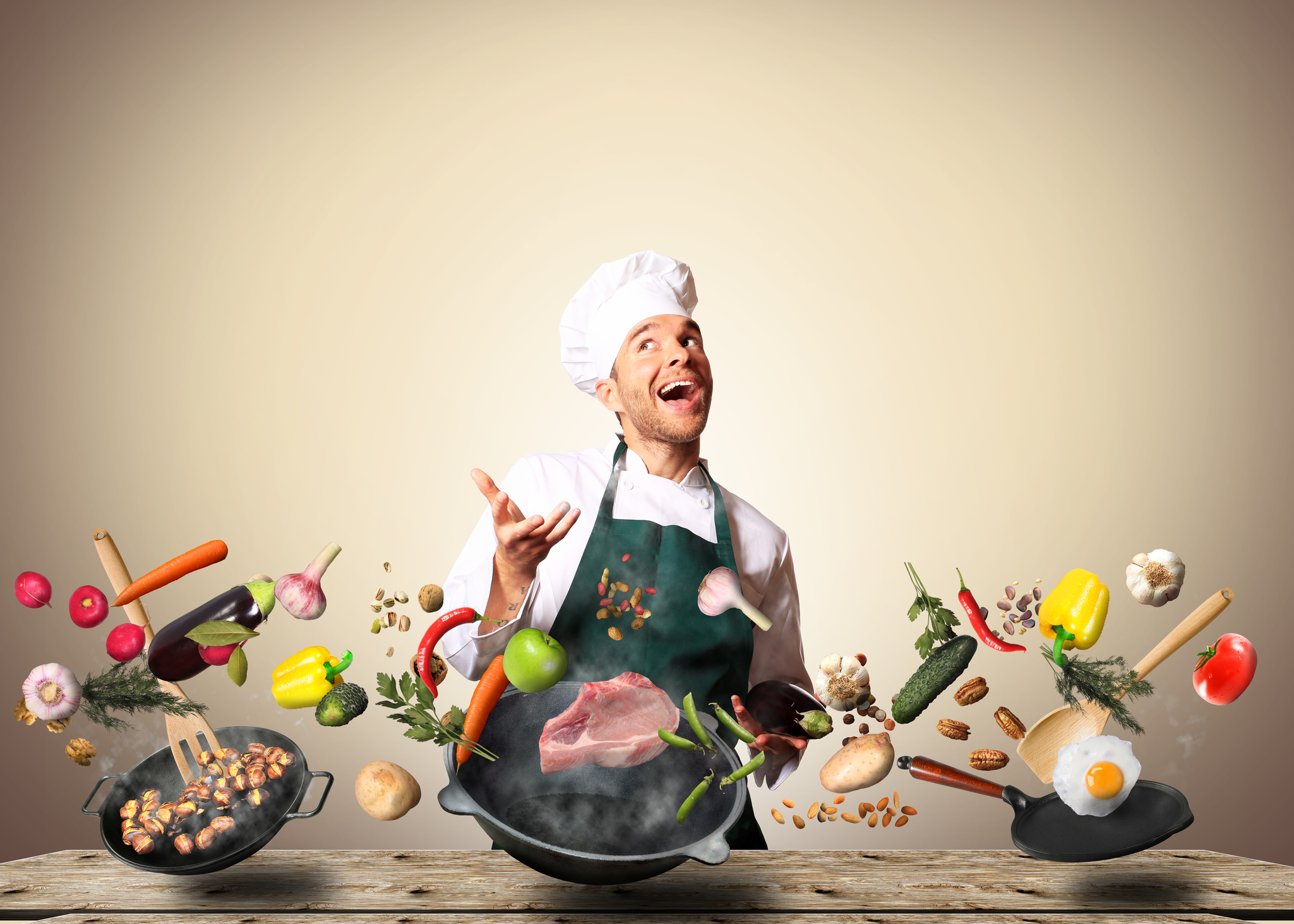 Redskap vid matlagning