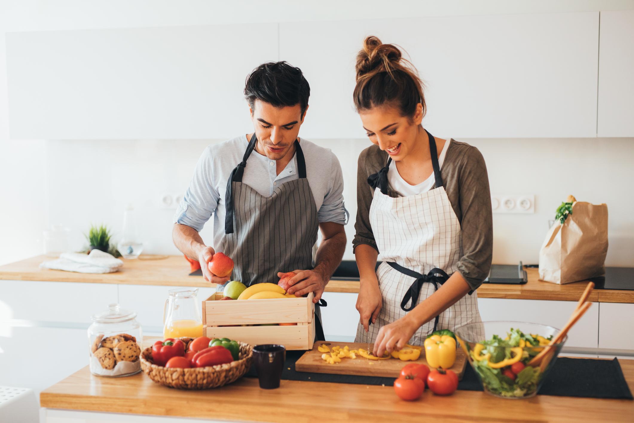 Att laga mat är hetare och svårare än någonsin