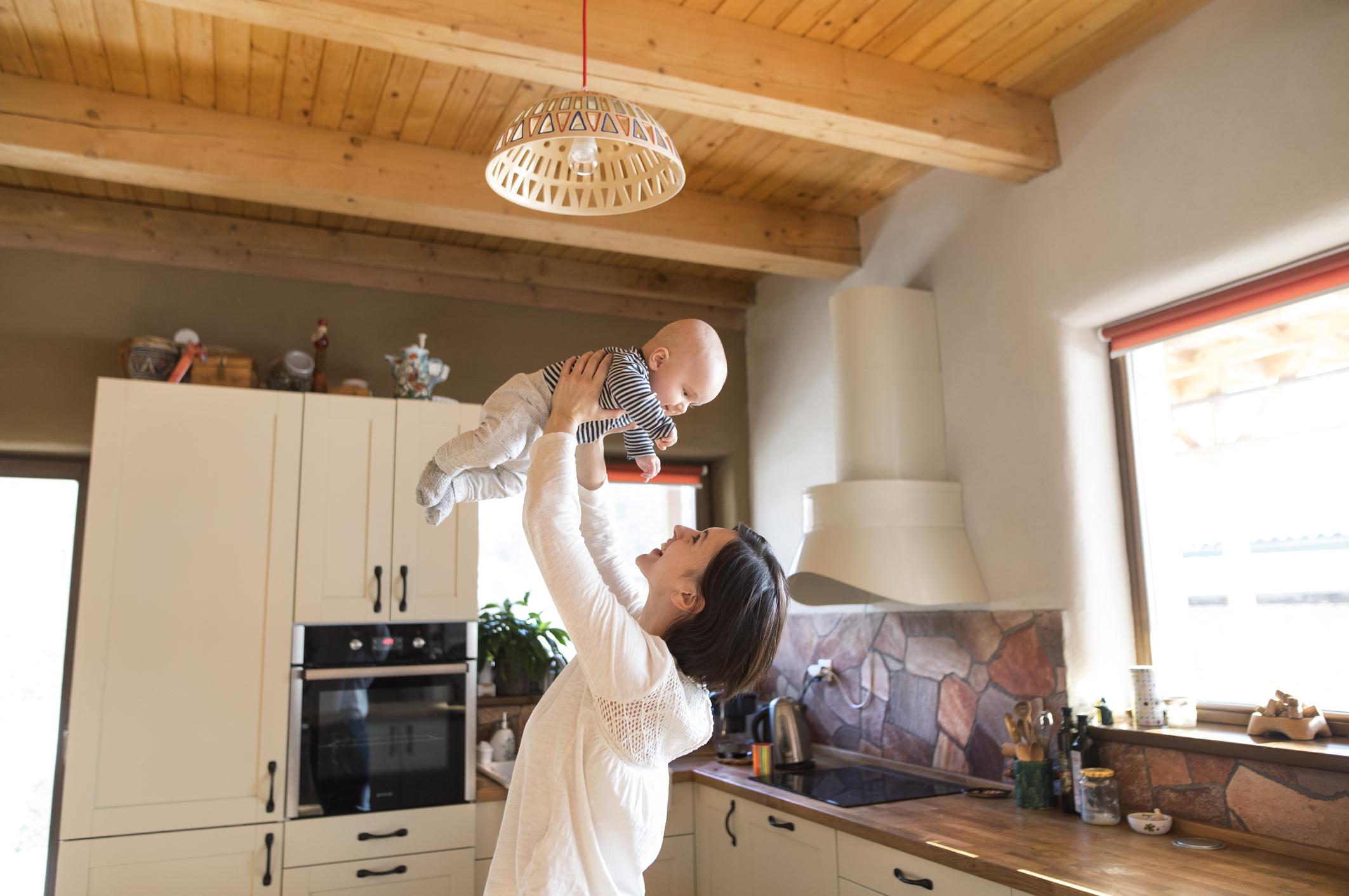Matlagning för småbarnsfamiljen