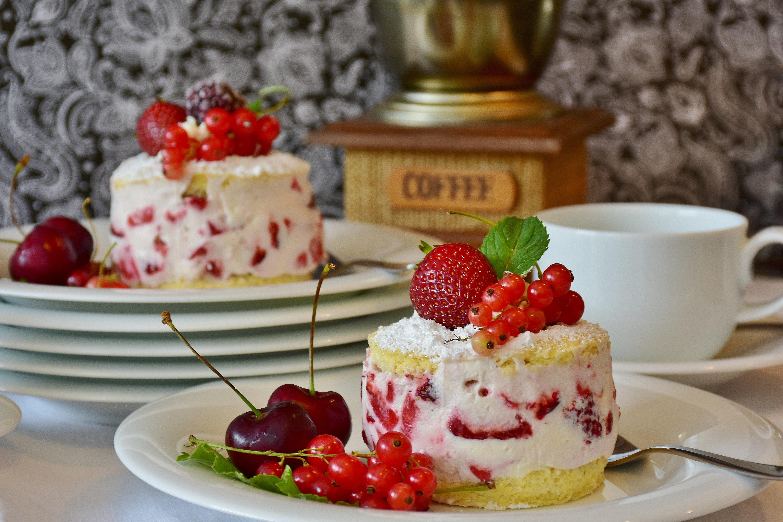 Tårtor, kakor och andra desserter